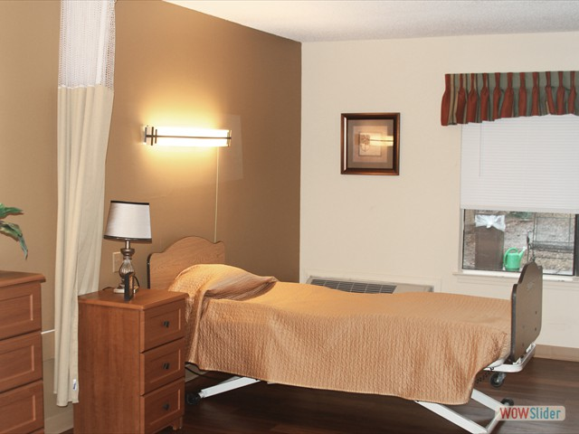 Patient Room Interior